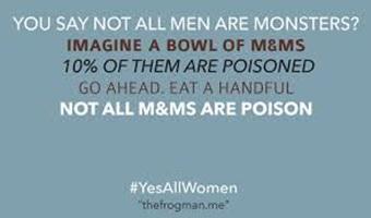 not all men meme